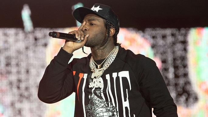 Rapper Pop Smoke bị bắn chết ở tuổi 20 - Ảnh 1.