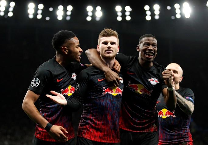 Nghiệt ngã penalty, á quân Tottenham thua sốc RB Leipzig - Ảnh 4.