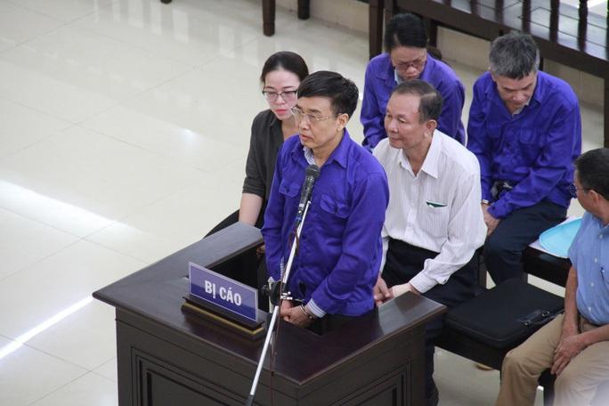 Nguyên tổng giám đốc BHXH Việt Nam Lê Bạch Hồng, Nguyễn Huy Ban được giảm án - Ảnh 1.