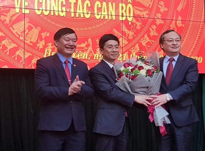Phó Chủ nhiệm VPCP được điều động làm Phó Bí thư Thường trực Tỉnh ủy Hưng Yên - Ảnh 3.