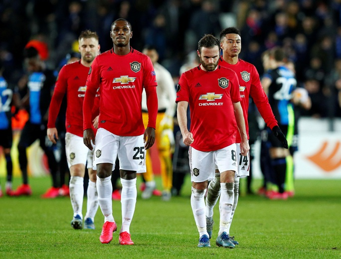 Europa League: Sai lầm hàng thủ, Man United suýt trả giá đắt - Ảnh 6.