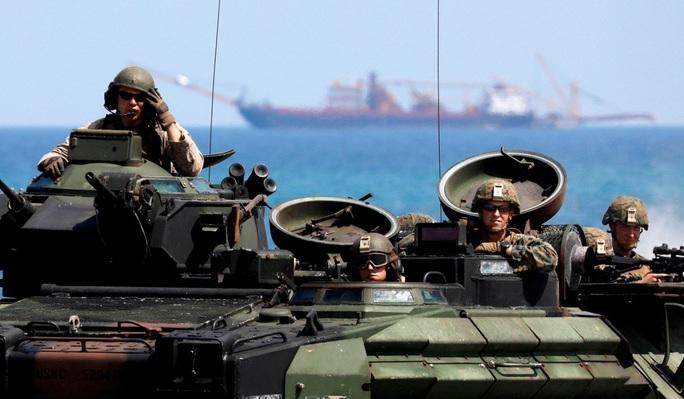 Mỹ cần chuẩn bị khả năng xung đột quân sự với Trung Quốc! - Ảnh 1.