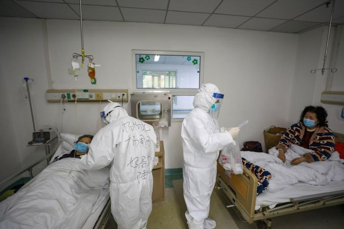 Covid-19: Một số bệnh nhân hồi phục còn dấu vết của virus - Ảnh 1.