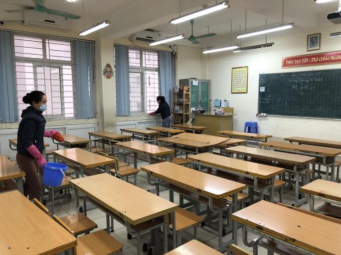 Bảo đảm an toàn khi học sinh trở lại trường - Ảnh 1.