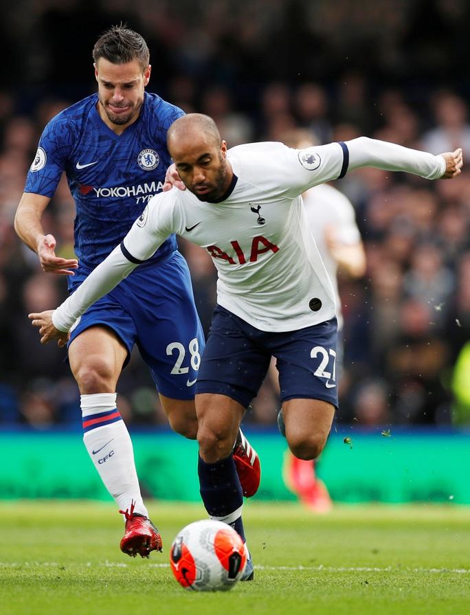 Nảy lửa derby London, Chelsea quật ngã Tottenham - Ảnh 1.
