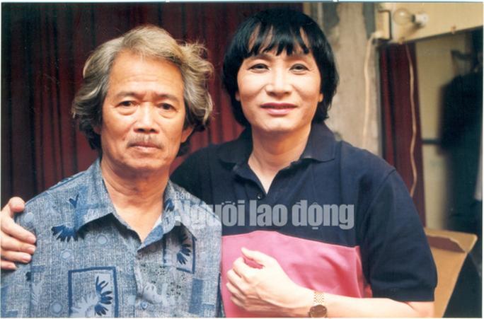 Minh Vương, Bạch Tuyết, Ngọc Giàu, Lệ Thủy thương tiếc đạo diễn Huỳnh Nga - Ảnh 4.