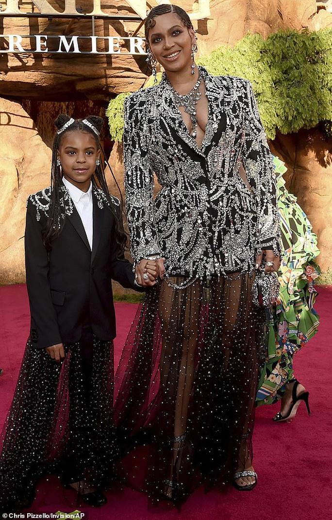 Con gái 8 tuổi của Beyonce nhận giải thưởng âm nhạc - Ảnh 1.