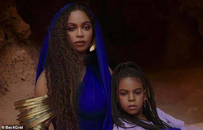 Con gái 8 tuổi của Beyonce nhận giải thưởng âm nhạc - Ảnh 4.