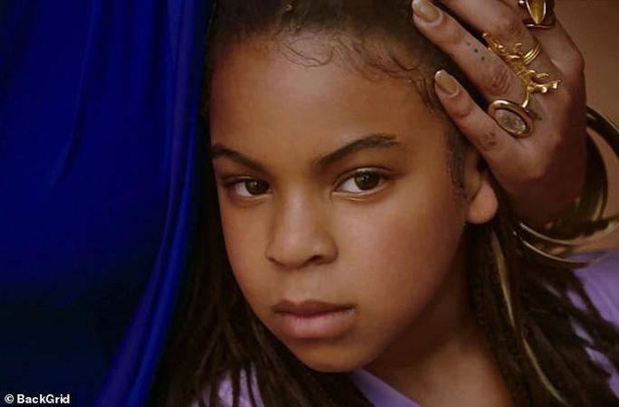 Con gái 8 tuổi của Beyonce nhận giải thưởng âm nhạc - Ảnh 3.