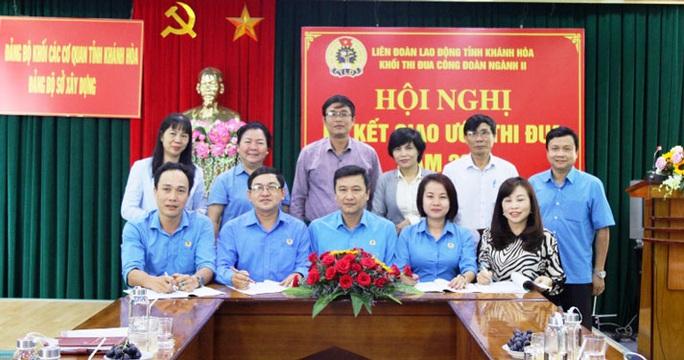 Khánh Hòa: Cải thiện bữa ăn giữa ca cho công nhân - Ảnh 1.