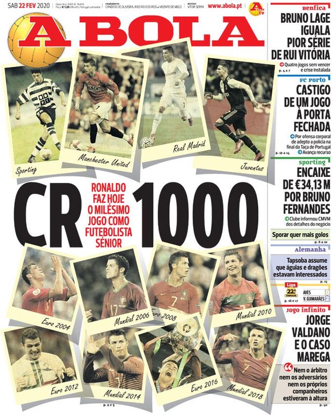 Cristiano Ronaldo: 1.000 trận đấu và kỷ lục ghi bàn Serie A - Ảnh 4.