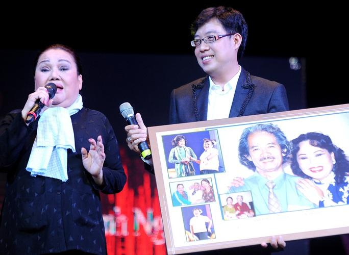 Ký ức về liveshow Huỳnh Nga Phong trần theo nghiệp Tổ - Ảnh 4.