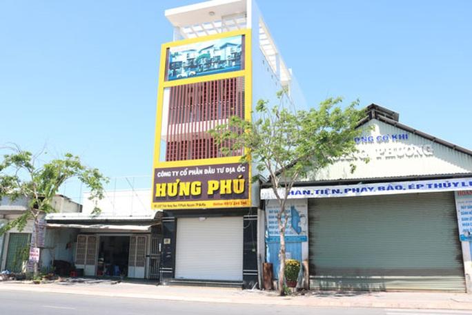 Vì sao Bình Dương City Land bị tố, giám đốc Công ty Hưng Phú bị bắt? - Ảnh 1.