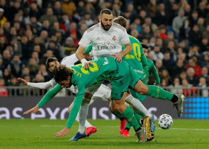 Tháng 2 nghiệt ngã của HLV Zidane và Real Madrid - Ảnh 4.