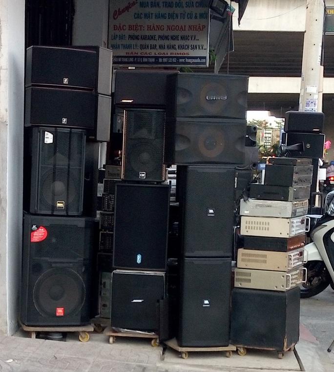 Trị tiếng ồn trong khu dân cư: Người thực thi pháp luật phải quyết liệt - Ảnh 1.
