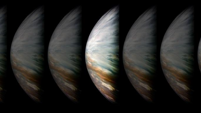 Phát hiện bầu trời đầy nước trên hành tinh khác ngay trong Hệ Mặt trời - Ảnh 1.