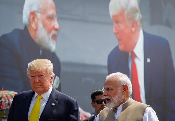 Thách thức chờ Tổng thống Donald Trump tại Ấn Độ - Ảnh 1.