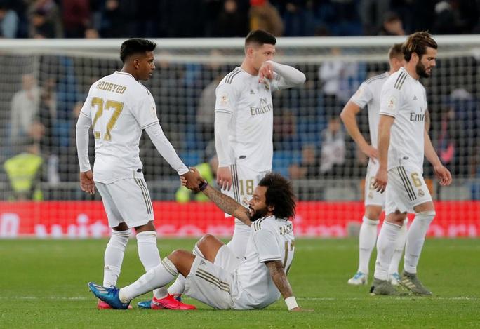 Real Madrid khó hạ Man City - Ảnh 1.