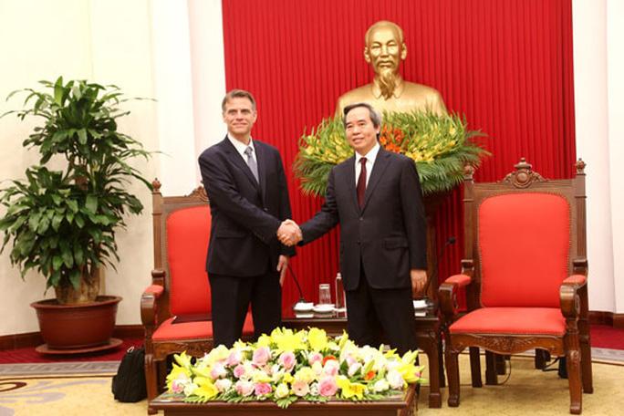 Việt Nam coi trọng quan hệ với Mỹ - Ảnh 1.