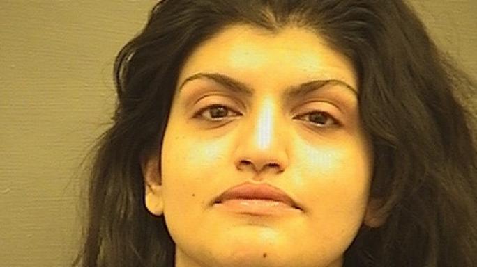 Mỹ: Cảnh sát chìm vật lộn với nữ hành khách đòi đâm chết cả máy bay - Ảnh 1.
