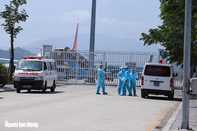Đà Nẵng lên phương án bố trí máy bay đưa hành khách Hàn Quốc về nước - Ảnh 2.