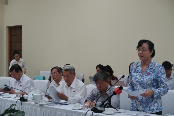 Làm việc với Công an TP HCM, đại biểu Nguyễn Thị Quyết Tâm bức xúc tiếng ồn ở khu dân cư - Ảnh 1.