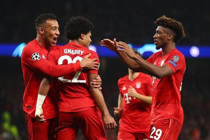 Serge Gnabry: Hàng thải Arsenal, hung thần Champions League - Ảnh 3.