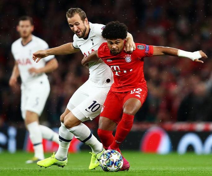 Serge Gnabry: Hàng thải Arsenal, hung thần Champions League - Ảnh 1.