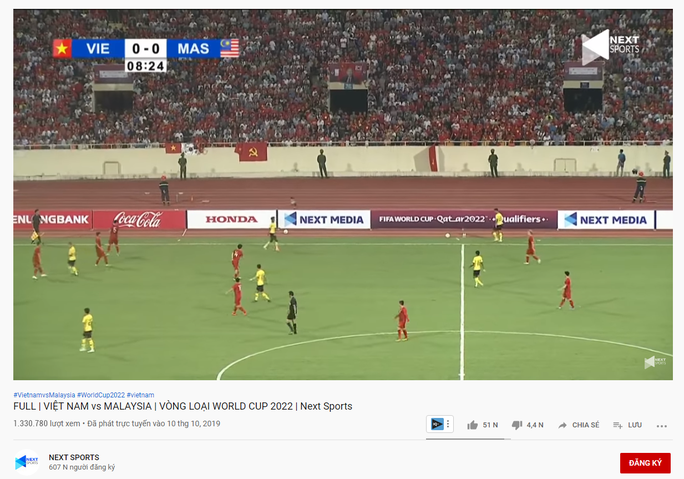 Vi phạm bản quyền trên Youtube ngày một nóng tại Việt Nam - Ảnh 2.