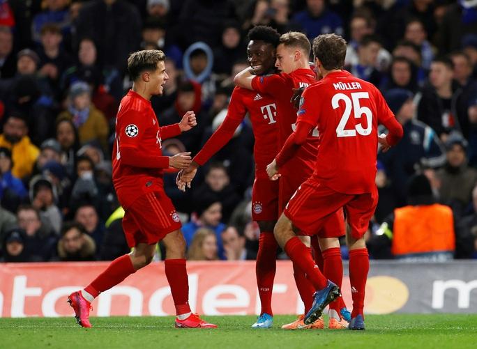 Bayern Munich thắng hủy diệt, Chelsea thảm bại tại Stamford Bridge - Ảnh 8.