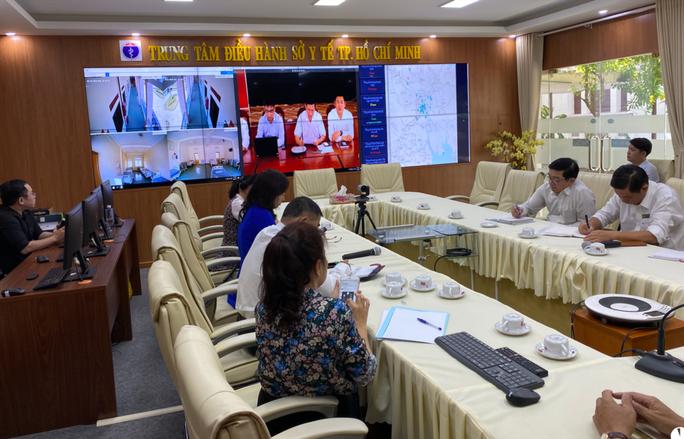 TP HCM: Tập huấn về Covid-19 cho các bệnh viện, phòng khám tư nhân - Ảnh 1.