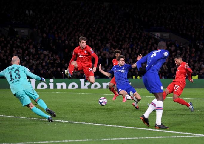 Bayern Munich thắng hủy diệt, Chelsea thảm bại tại Stamford Bridge - Ảnh 4.