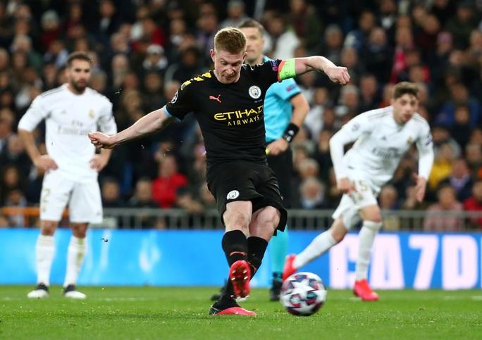 HLV Guardiola: Man City cần thắng thường xuyên hơn như cách đánh bại Real Madrid - Ảnh 1.