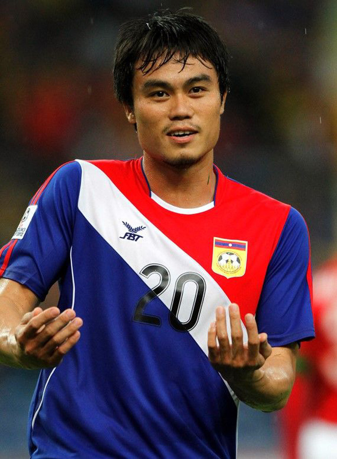 Hai ngôi sao bóng đá Lào bị cấm thi đấu trọn đời vì bán độ - Ảnh 1.