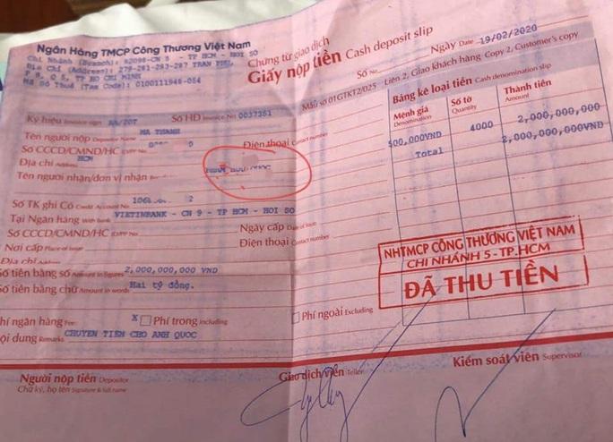 Xác minh thông tin giám đốc Bệnh viện Gò Vấp bị tố đầu cơ khẩu trang - Ảnh 1.