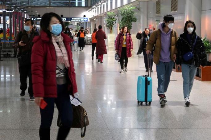 Một số thành phố Trung Quốc cách ly người đến từ Hàn Quốc - Ảnh 1.