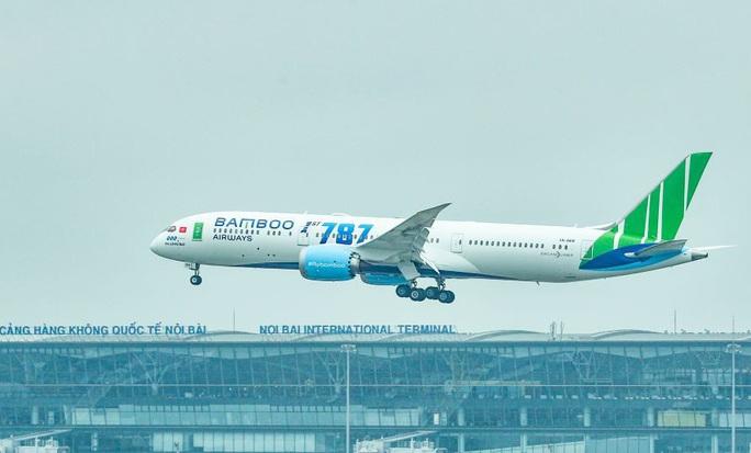 Kiến nghị bỏ hạn chế số lượng máy bay Bamboo Airways - Ảnh 2.