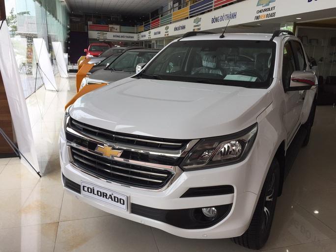 Chevrolet rút khỏi Thái Lan, khách hàng Việt Nam có bị ảnh hưởng? - Ảnh 1.