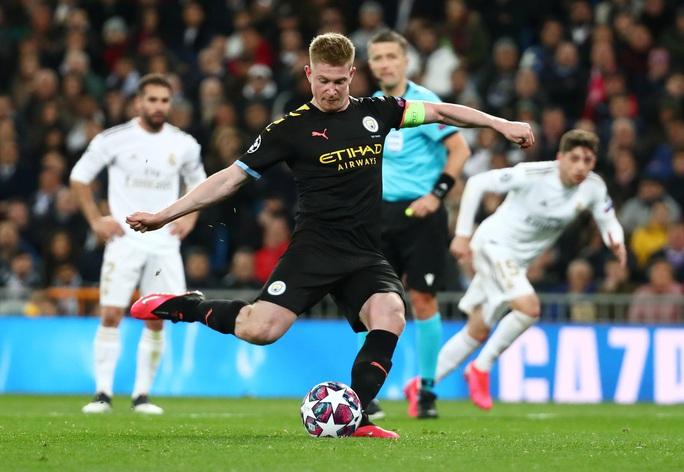 Man City ngược dòng, Real Madrid gục ngã khó tin ở Bernabeu - Ảnh 8.