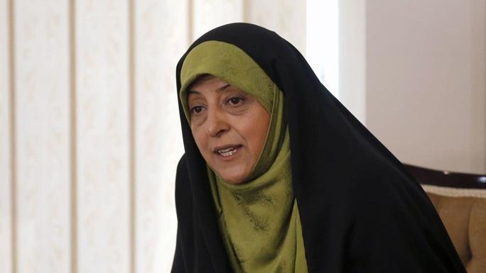 Covid-19: Phó Tổng thống Iran nhiễm virus - Ảnh 1.
