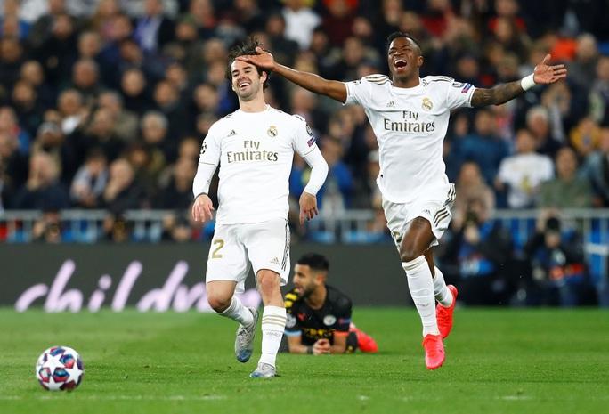 Man City ngược dòng, Real Madrid gục ngã khó tin ở Bernabeu - Ảnh 4.