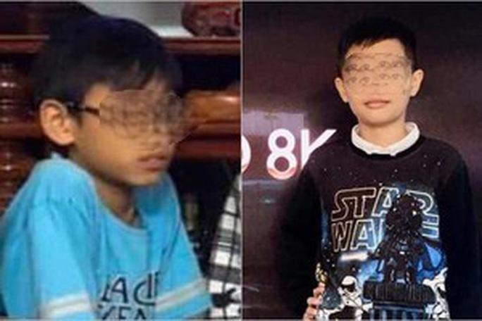 Hai cháu bé Công an Nghệ An phát thông báo mất tích được tìm thấy ở Huế - Ảnh 1.