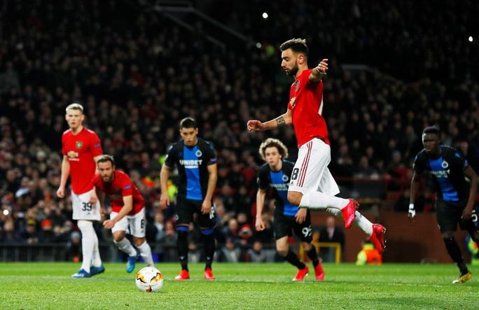 Tân binh lập công, Man United đại thắng Europa League - Ảnh 3.