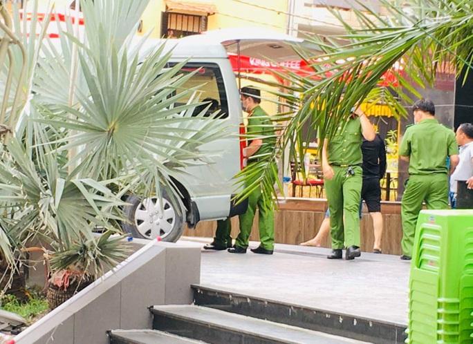 Công an TP HCM bắt cựu lãnh đạo Công ty Bất Động sản Nam Thị - Ảnh 2.