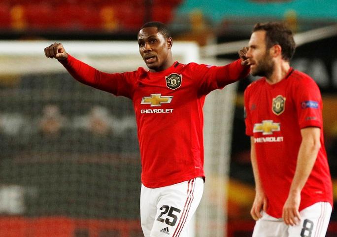 Tân binh lập công, Man United đại thắng Europa League - Ảnh 4.