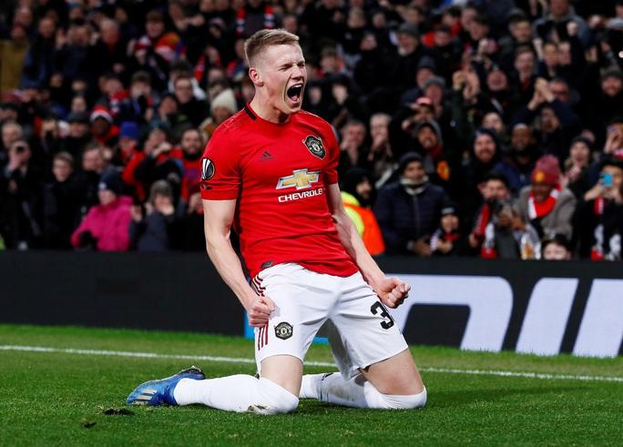 Tân binh lập công, Man United đại thắng Europa League - Ảnh 5.