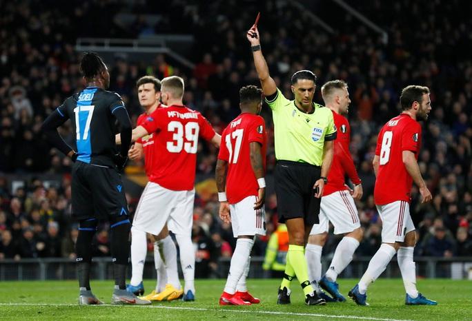 Tân binh lập công, Man United đại thắng Europa League - Ảnh 2.
