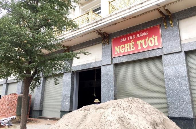 Nhiều quán bia lớn ở Hà Nội đóng cửa vì cú đúp tác động từ dịch Covid-19 và Nghị định 100 - Ảnh 9.