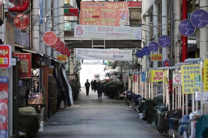 Covid-19: Thêm 813 ca nhiễm mới/ngày, Hàn Quốc bước vào giai đoạn then chốt - Ảnh 3.