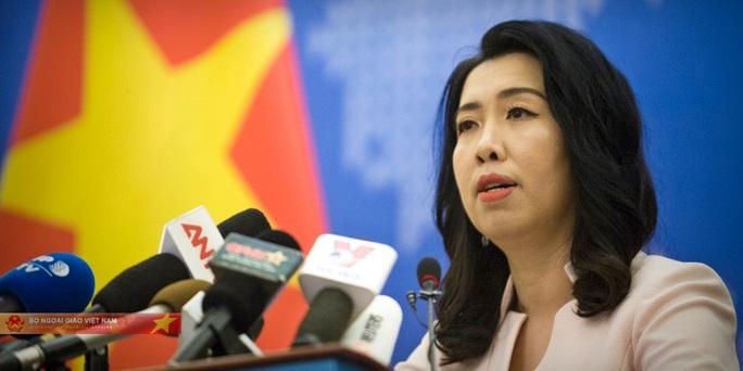 Người Phát ngôn nói về trường hợp người Việt Nam ở Hàn Quốc nhiễm Covid-19 - Ảnh 1.